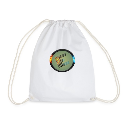 Epic Mission new logo products - Drawstring Bag