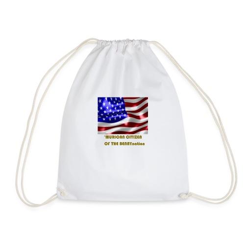 AMERICAN BENNYBOY90 MERCH - Drawstring Bag
