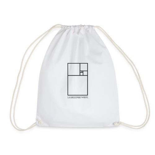 Fibonacci - Drawstring Bag