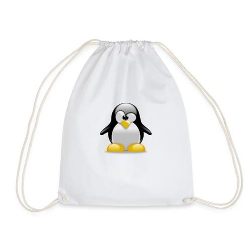 Penguin logo - Gymtas