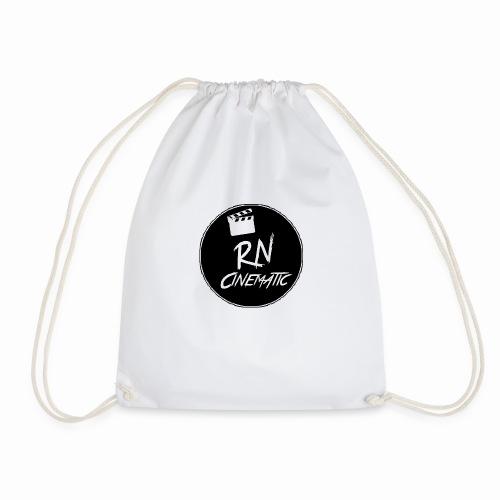 Rafconator white - Drawstring Bag