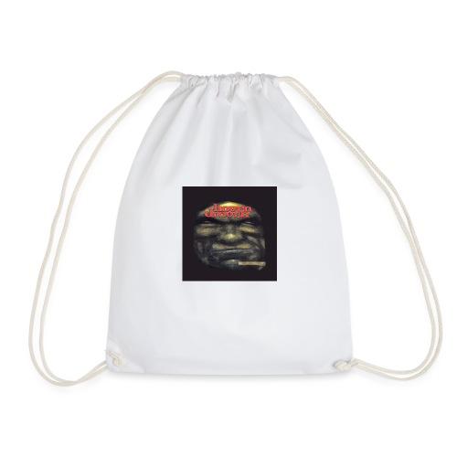 Hoven Grov knapp - Drawstring Bag