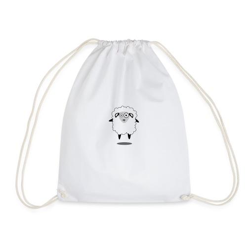 Bleet Sheep (floating) - Drawstring Bag