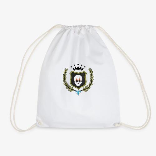 Skull Shield - Drawstring Bag