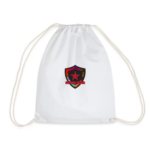 Super Star Design: Feel Special! - Drawstring Bag