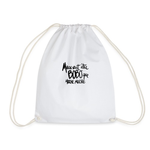 BOBO CHIC - Drawstring Bag