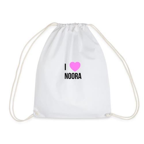 I <3 Noora - Gymbag
