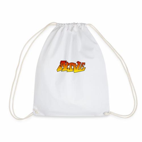 ALIVE CGI - Drawstring Bag
