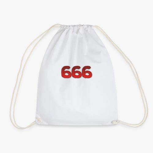 Featuring 666 - Drawstring Bag