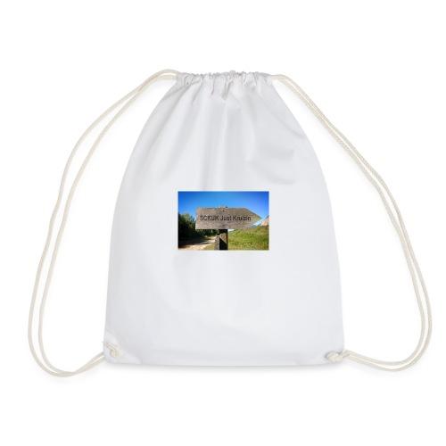 SCKUK Sign - Drawstring Bag