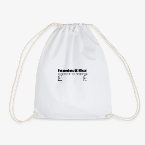 Paraseekers UK Official The Home of the Paranorma - Drawstring Bag
