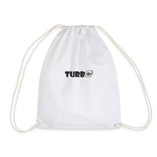 turbo - Drawstring Bag