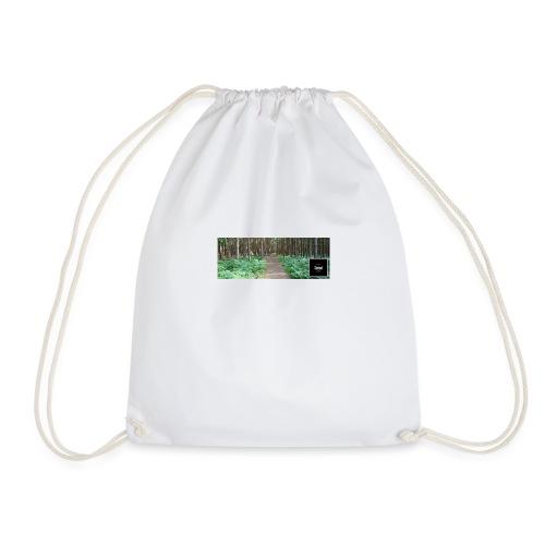 The Path - Drawstring Bag