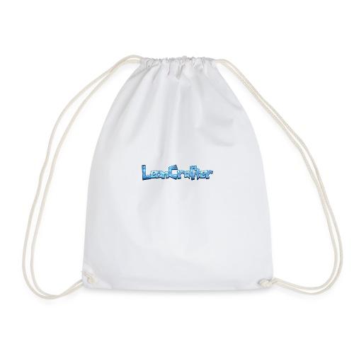 LeonCrafter premium shirt - Turnbeutel