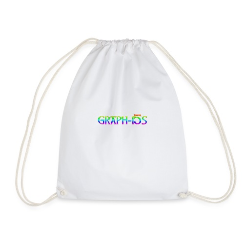 graphi5s new merch - Drawstring Bag