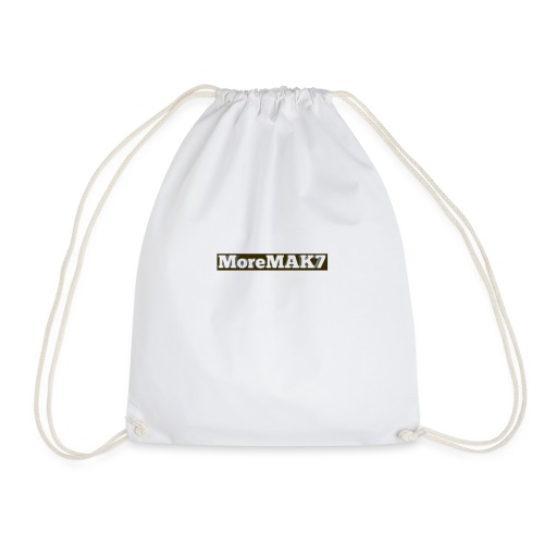 MoreMAK7 - Drawstring Bag