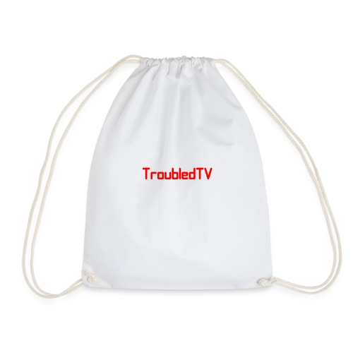 Troubledtv - Drawstring Bag