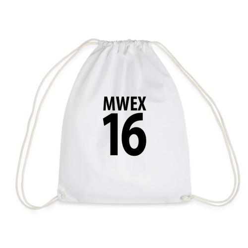 Pulli back größer png - Drawstring Bag