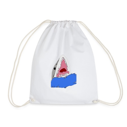 Hai attack - Drawstring Bag