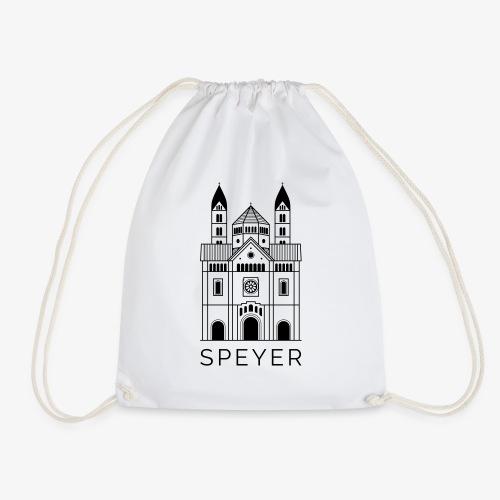Speyer - Dom - Modern Font - Turnbeutel