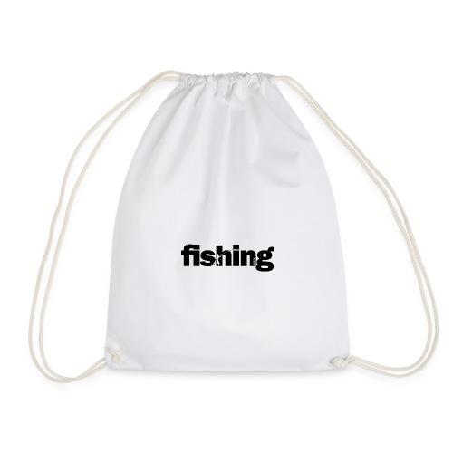 Word Fishing - Mochila saco