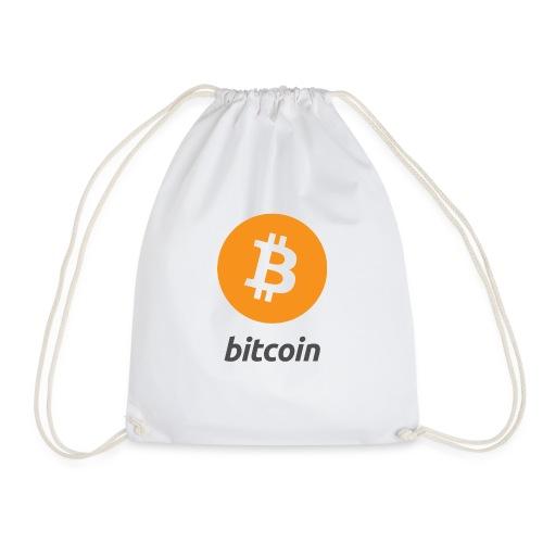 Bitcoin Logo Vertical - Turnbeutel