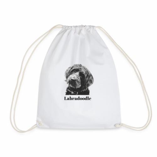 Labradoodle - Drawstring Bag