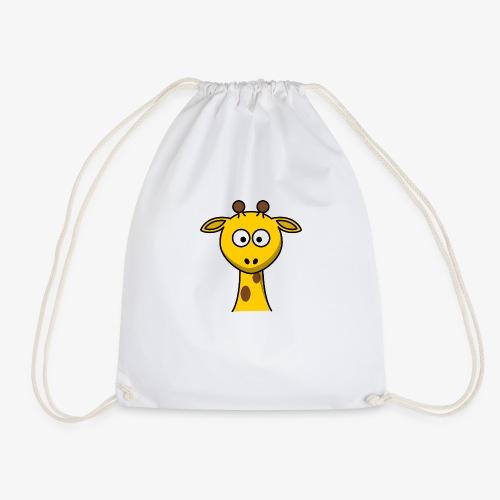 giraffe - Sacca sportiva