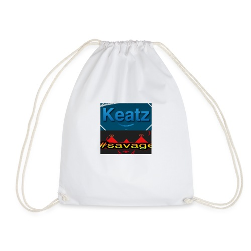 Savage Keatz - Drawstring Bag