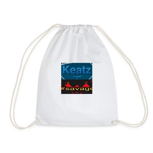 Savage Keatz - Drawstring Bag