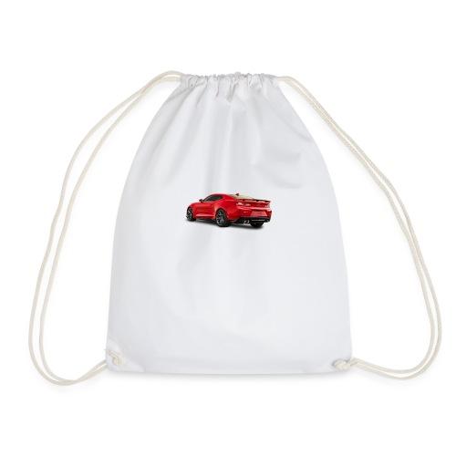 Red Camaro ZL1 - Gymnastikpåse