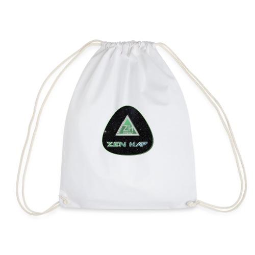 Zen Hap Triangle Hi Res - Drawstring Bag