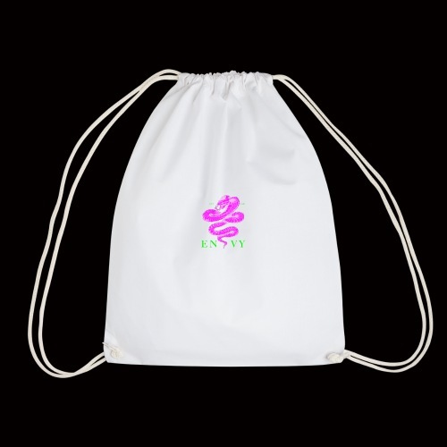 ENVY SNAKE - Drawstring Bag