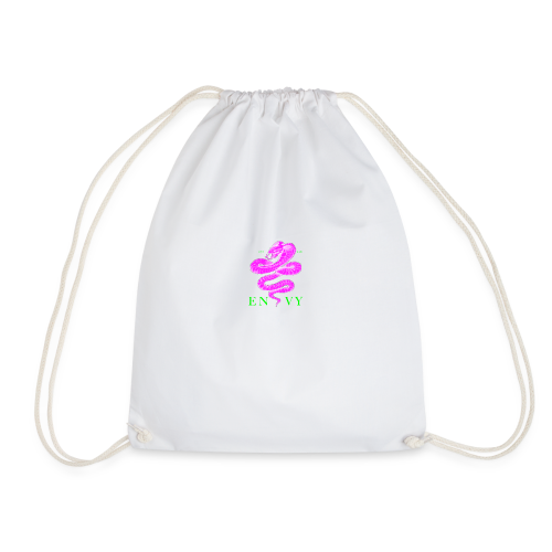 ENVY SNAKE - Drawstring Bag