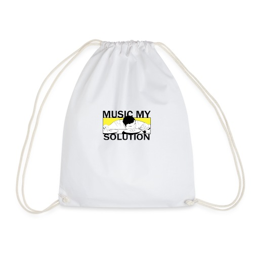 MUSIC MY SOLUTION - Sac de sport léger