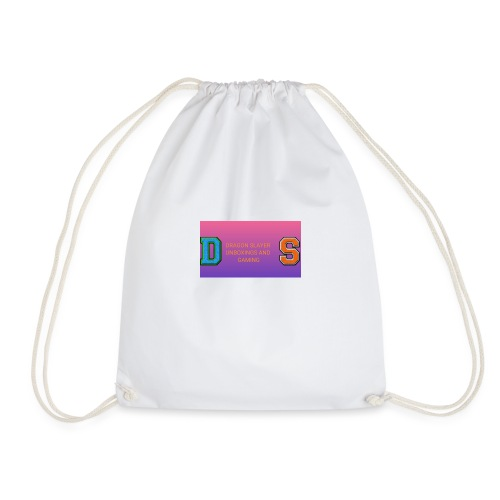 DSUAG Official Merchandise - Drawstring Bag