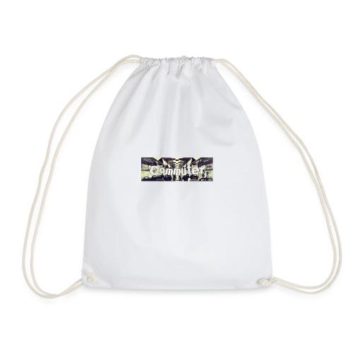 Commuter Design - Drawstring Bag