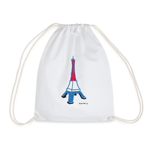 Paris Tour Eiffel - Sac de sport léger