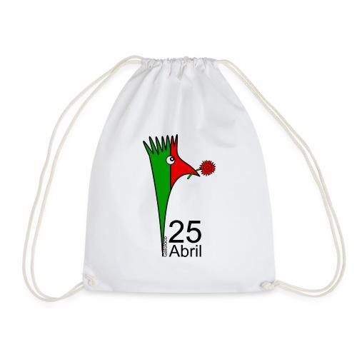 Galoloco - 25 Abril - Drawstring Bag