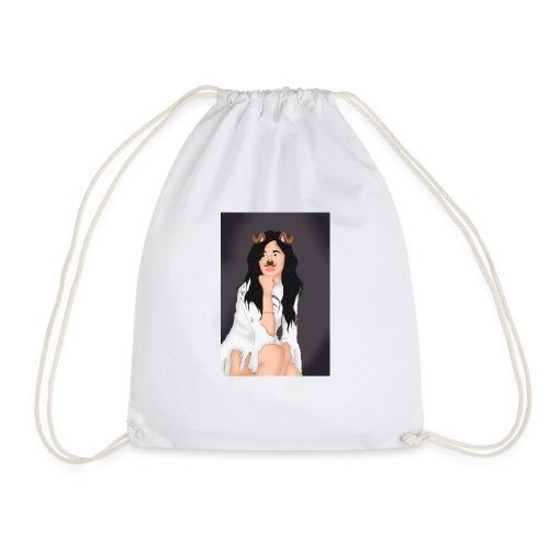Camila - Drawstring Bag