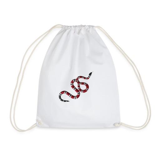 BADEDAS Snake - Drawstring Bag
