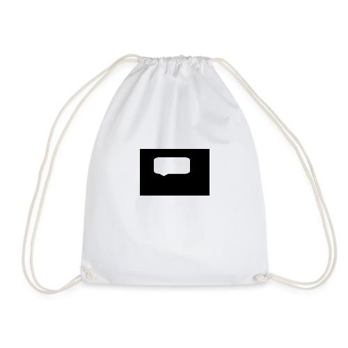 Speech bubblr - Drawstring Bag