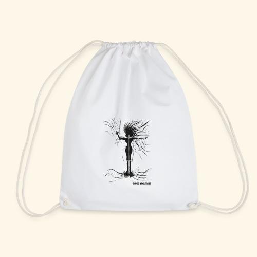 Shaka, Female Singer - Drawstring Bag