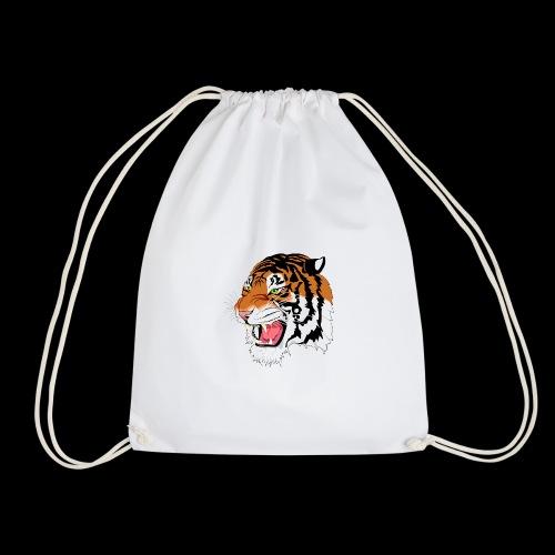 Sumatra Tiger - Turnbeutel