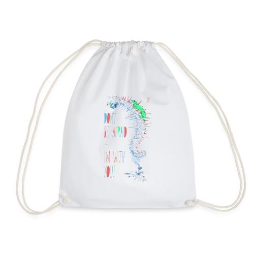 little gecko - Drawstring Bag