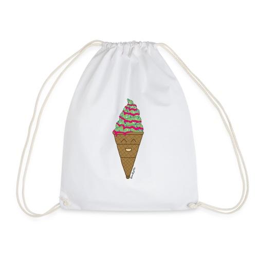 Ice-cream - Drawstring Bag
