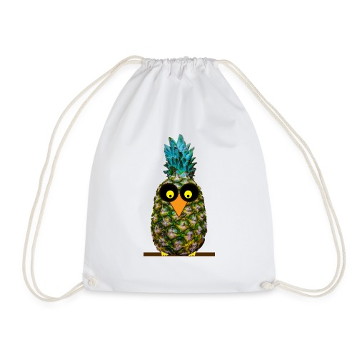 Owl disguised as a pineapple - Sacca sportiva