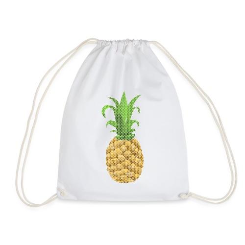 Dots Ananas - Turnbeutel