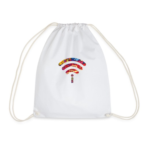 me wireless - Drawstring Bag