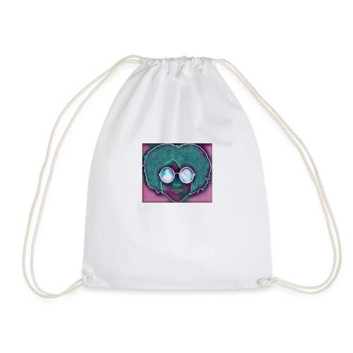 painting - Drawstring Bag
